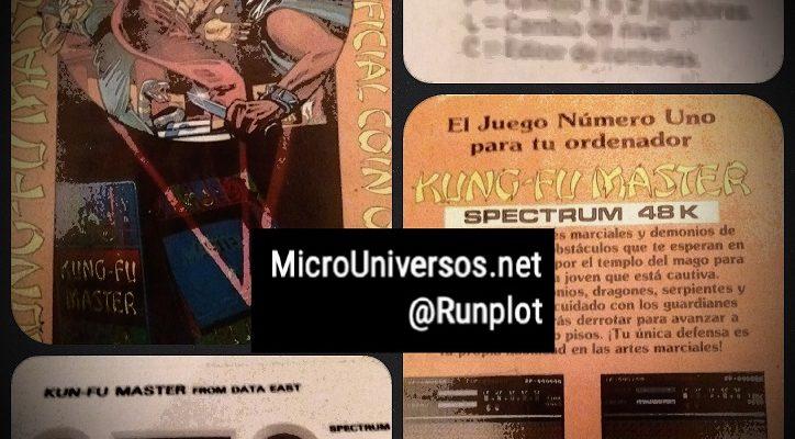 Kung Fu Master - ZX Spectrum.