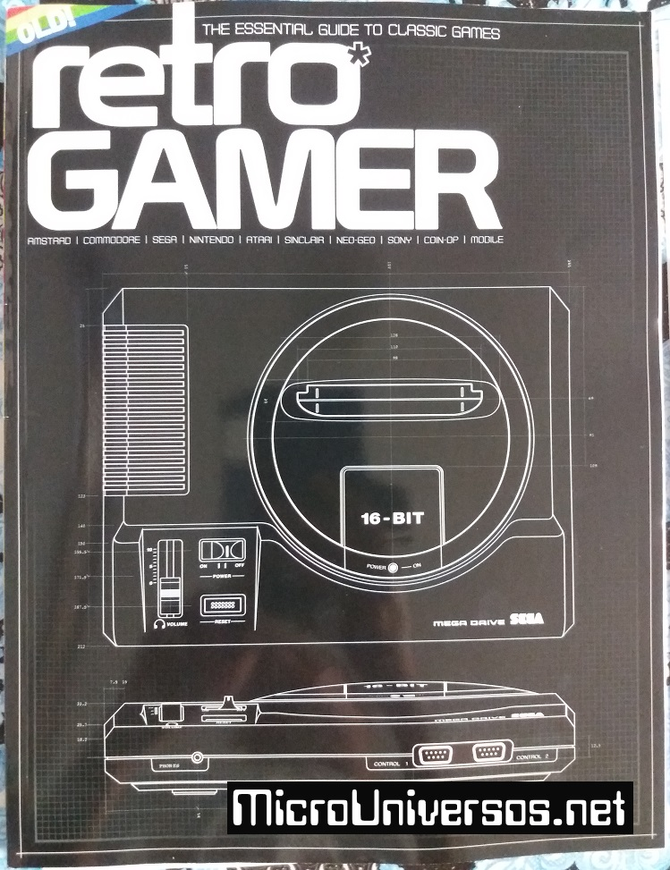 RetroGamer 182 UK Portada