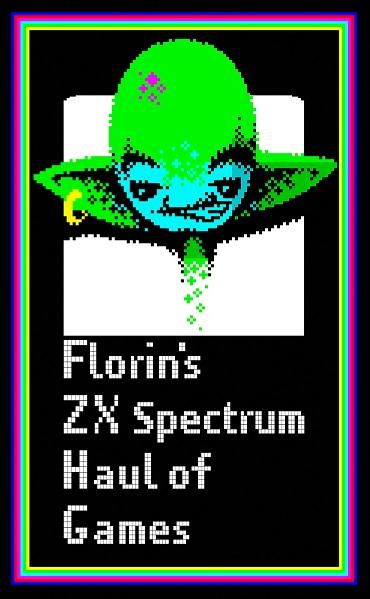 Florins ZX Spectrum Haul of Games Portada