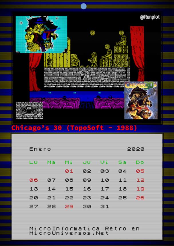 Enero - Chicago's 30