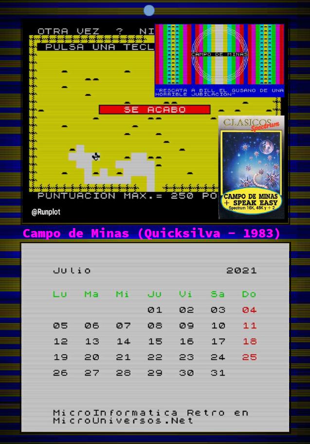 Julio - Campo De Minas