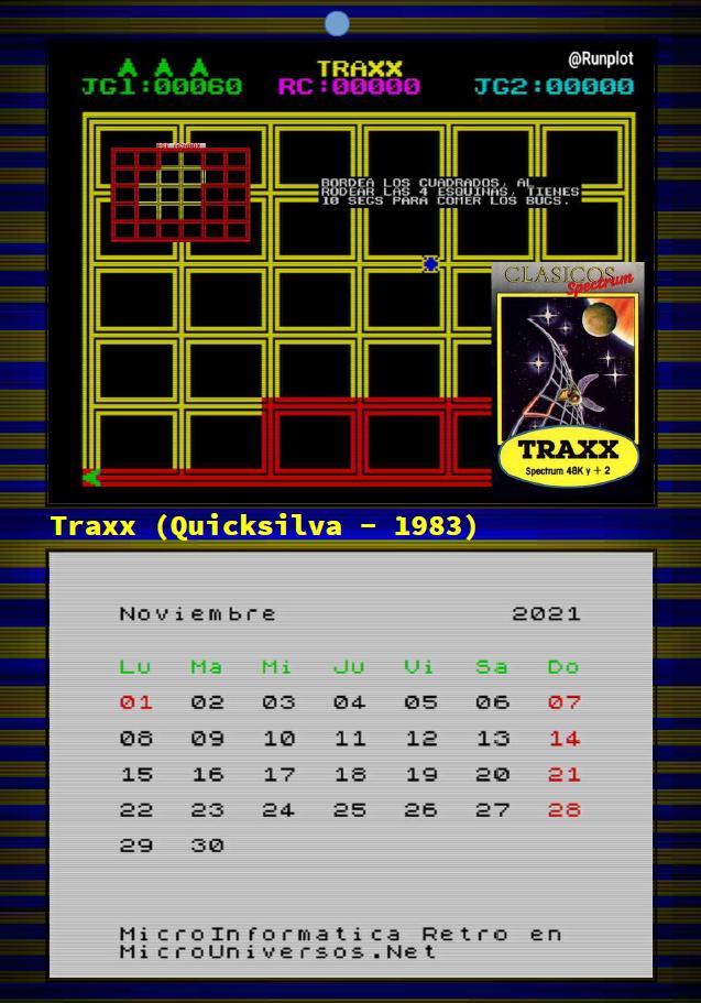 Noviembre - Traxx